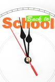 Concept of back to school Stock Image