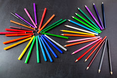 Concept `Back to school` Stock Image