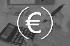 Concept of banking Stock Images