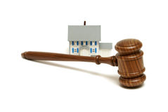 Residential Legalities Royalty Free Stock Photo