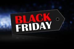 Concept black friday royalty free stock photos