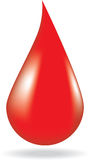 Concept of blood donation Royalty Free Stock Photo