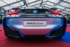 Concept BMW I8 Royalty Free Stock Photography