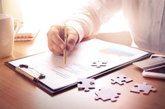 Concept for business, finance, marketing Stock Photo