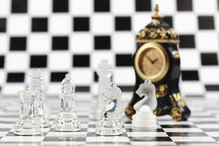 Concept of business strategy Royalty Free Stock Images