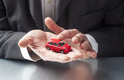 Concept of business transportation Royalty Free Stock Photography