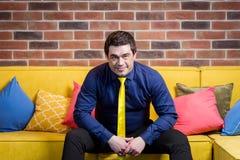 Concept of businessman,excellent and successful job concept,busi. Nessmam portrait Stock Photo