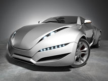 Concept car Stock Photography