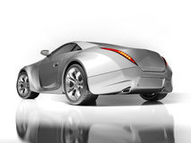Concept car Royalty Free Stock Photos