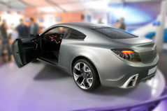 Concept Car Royalty Free Stock Photos