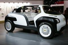 Concept car Citroën LAcoste Royalty Free Stock Photo