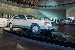 The concept car Mercedes-Benz Auto 2000, 1981 Stock Image
