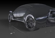 Concept Car Royalty Free Stock Image