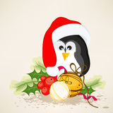 Concept of celebrating Merry Christmas. Royalty Free Stock Photos