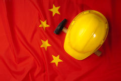 Concept Chine Photos libres de droits