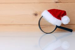 Concept of Christmas search Stock Photos