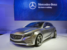 Concept A-Class Royalty Free Stock Photo