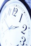 Concept clock Stock Photography
