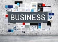 Concept commercial d'entreprise d'entreprise constituée en société d'affaires Photographie stock