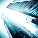 Concept of contemporary architecture Stock Photo