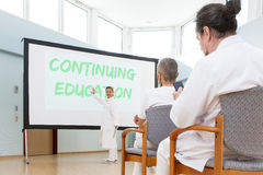 Concept continuing education Royalty Free Stock Photography