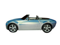 Concept Convertible Royalty Free Stock Images