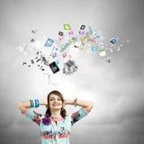Concept créateur Photos stock