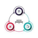 Concept créatif pour infographic Image libre de droits