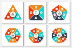 Concept créatif pour infographic Images stock