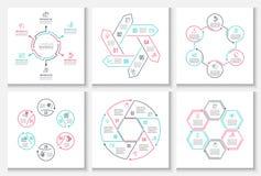 Concept créatif pour infographic Photographie stock