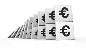Concept of currency Royalty Free Stock Images