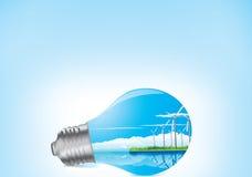 Concept d'écologie Image stock