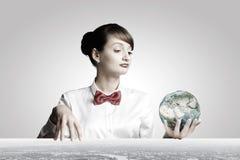 Concept d'écologie Images stock