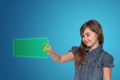 Concept d'écologie d'enfant Photos libres de droits