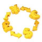 Concept d'économie Image stock