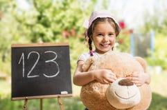 Concept d'éducation d'enfants Photo stock