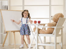 Concept d'éducation d'enfants photographie stock libre de droits