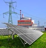 Concept d'énergie Photographie stock