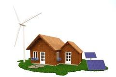Concept d'énergie propre Photo libre de droits