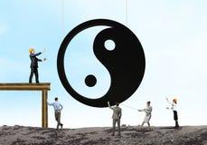 Concept d'équilibre Images libres de droits