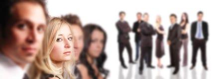Concept d'équipe d'affaires Photographie stock libre de droits