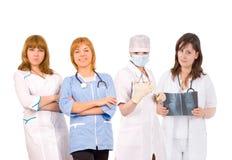 Concept d'équipe médicale Images stock