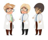 Concept d'équipe médicale Image libre de droits
