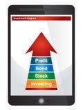 Concept d'affaires Photographie stock