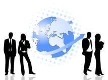 Concept d'affaires Photo stock