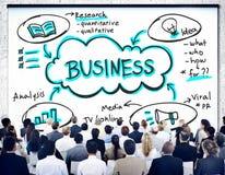 Concept d'affaires de commerce de promotion de vente de publicité Images stock