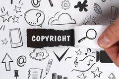 Concept d'affaires, de technologie, d'Internet et de réseau Jeune busine image libre de droits