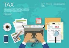 Concept d'affaires pour des finances Image stock