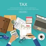 Concept d'affaires pour des finances Images stock