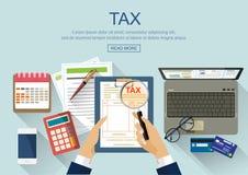 Concept d'affaires pour des finances Photos libres de droits